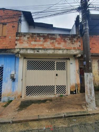 Casa Para Aluguel, 2 Quartos, 1 Vaga, Jardim Oliveira I - Guarulhos/sp - 900