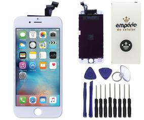 Tela Touch Screen Display Lcd Apple iPhone 6 Branco Original
