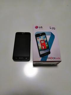 LG L70 Para Piezas O Reparar.