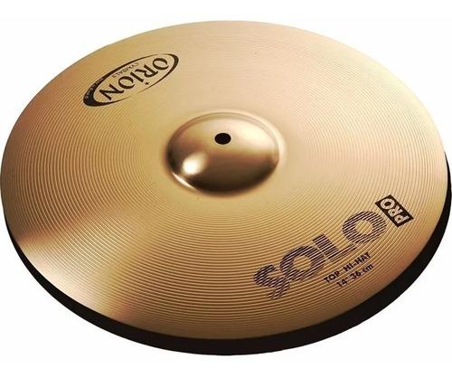 Orion Solo Pro Prp14hh Hi Hat 14 Platillo El Par