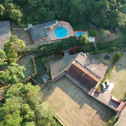 Imagem 1 de 14 de Linda Chácara Com 30.000m2 Completa E Rodeada De Natureza