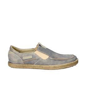 Zapatos Guante Mallorca Celeste
