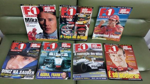 Revista Auto Esporte F1