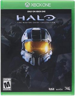 Halo The Master Chief Collection Fisico Nuev Xbox One Dakmor
