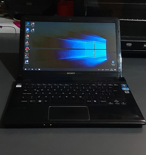 Notebook Sony Vaio I3 6gb Ram 640gb