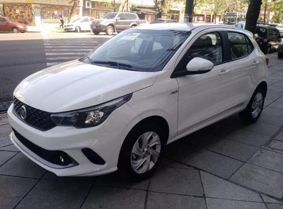 Fiat Argo Drive 1.3 Pack Conectividad My 20 !! Retira Ya!!