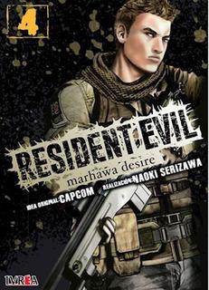 Libro 4. Resident Evil - ( Marhawa Desire ) De Naoki Serizaw