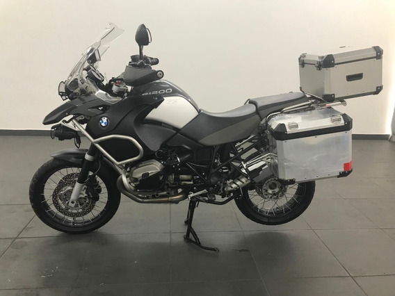 Bmw R 1200 Gs Adventure 2012 Completa