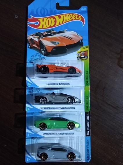 Lamborghini Hotwheels