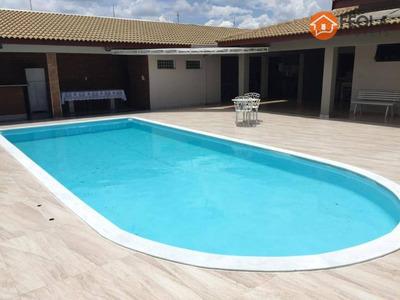 Casa Com 4 Quartos, 347m2 No Jardim Pérola - Ca0437