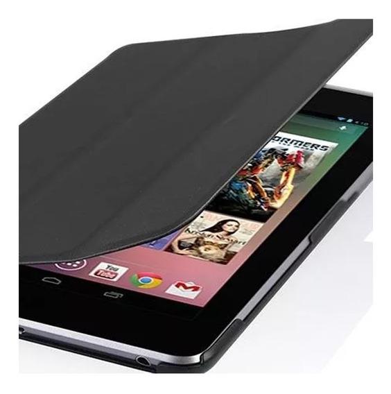 Capa Case Google Nexus 7 Ii 2013 Asus 2 Em Couro Pu Flip Br