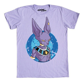Playera Bills Mascara De Latex Dragon Ball Súper