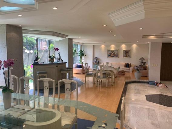 Rento Precioso Garden House Con O Sin Muebles En Lomas De Chamizal