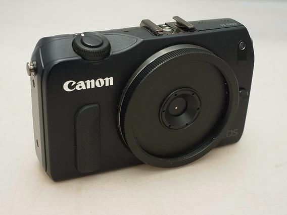 Lente Pinhole Canon M Mirrorless M3 M5 M50 Ef-m