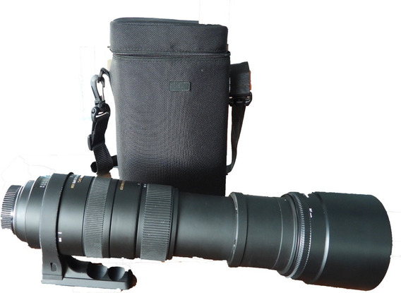 Sigma 150-500mm F/5-6.3 Dg Os Hsm Apo