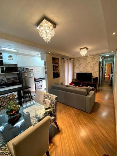 Imagem 1 de 22 de Apartamento À Venda, 66 M² Por R$ 415.000,01 - Vila Gilda - Santo André/sp - Ap6717