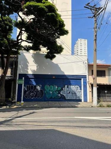 Imagem 1 de 20 de Galpão Para Alugar, 260 M² Por R$ 15.000,00/mês - Vila Nova Conceição - São Paulo/sp - Ga0233