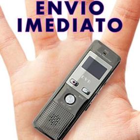 Gravador De Voz Com Fone Ouvido Gravar Em Mp3 Digital Bd2