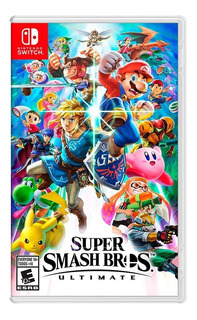 Super Smash Bross Ultimate / Nintendo Switch / Stock Ya!