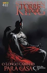 Nº 4 A Torre Negra - O Longo Caminho Par Stephen King