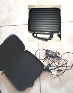 Funda Para Netbook + Dos Auriculares