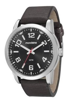 Relógio Mondaine Masculino Social 99071g0mvnh1 Original