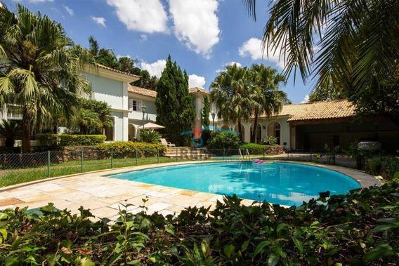 Casa Com 4 Dormitórios À Venda, 865 M² Por R$ 4.900.000 - Jardim Guedala - São Paulo/sp - Ca0813