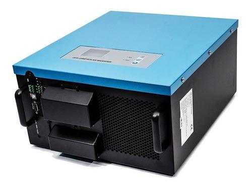 Inversor Solar - Cargador Mppt - Ups 2000w , Lcd 120v Ac