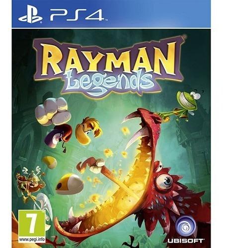 Rayman Legends 1ª Digital Psn