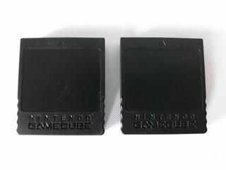 Memory Card P/ Game Cube 251 Blocos Original
