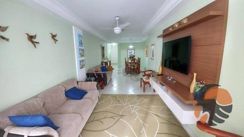 Imagem 1 de 24 de Apartamento Com 4 Dormitórios À Venda, 173 M² Por R$ 800.000,00 - Centro - Guarapari/es - Ap3676