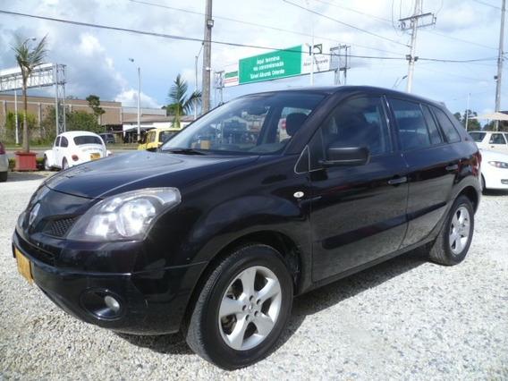 Renault Koleos 2012 Negra 4*2 Full At Tela