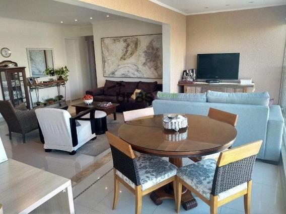 Apartamento Com 3 Dormitórios À Venda, 125 M² Por R$ 780.000 - Setor Marista - Goiânia/go - Ap2779
