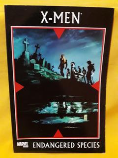 X-men -endangered Species - Marvel Monster Edition