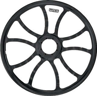 Rin Tki Limited Billet Wheel Inserts White 8 10/pk