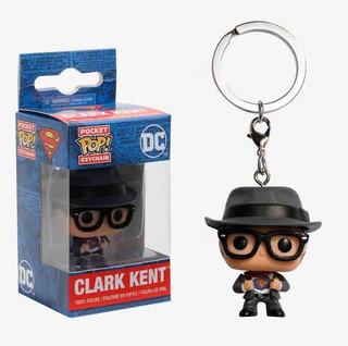 Funko Pop Keychain Dc Clark Kent