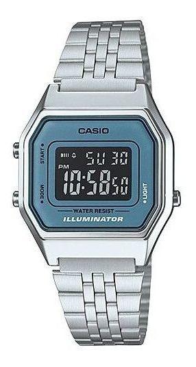 Relógio Feminino Casio Vintage La680wa-2bdf