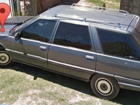 Renault R 21 2.2 Gtx Nevada 1990