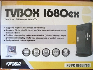 Tvbox Convierte Tu Monitor En Una Tv