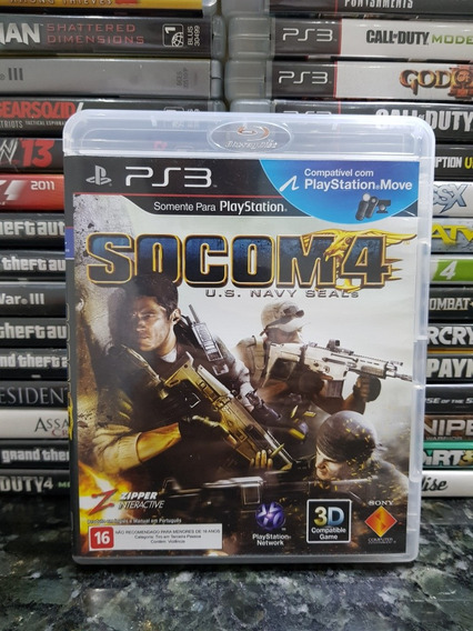 Socom 4 **playstation 3 Original**