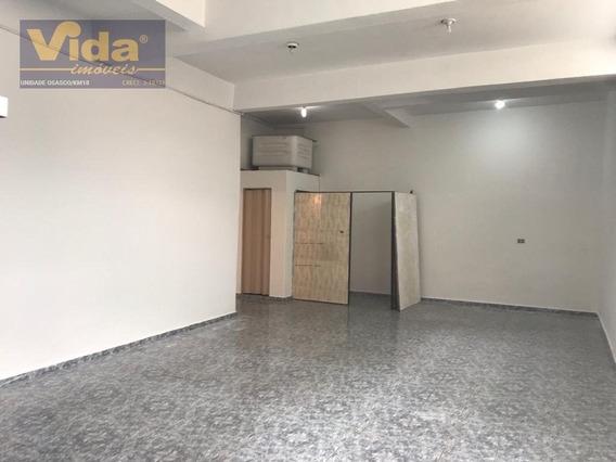 Salão Comercial Para Locação Em Jardim Das Flores - Osasco - 42191