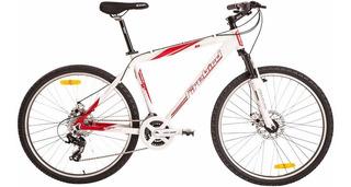 Bicicleta Mountain Binhal24d Aluminio Halley Shimano 24 Vel