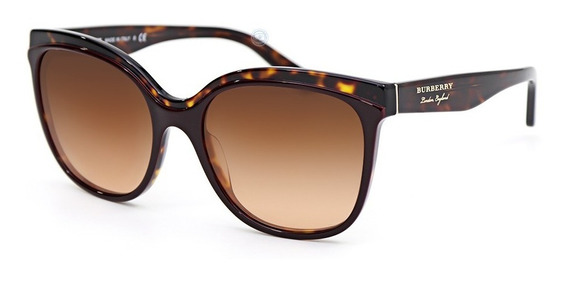 Lentes Burberry Be4270 373013 Top Bordeaux On Havana