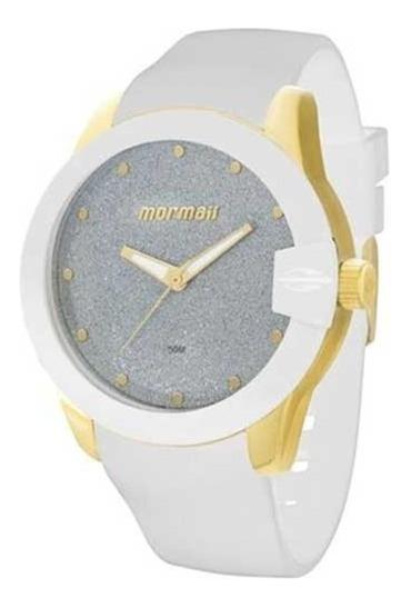 Relógio Mormaii Feminino Mo2035cu/8b Vai Com Brinde