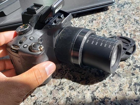 Câmera Fujifilm Finepix Sl260