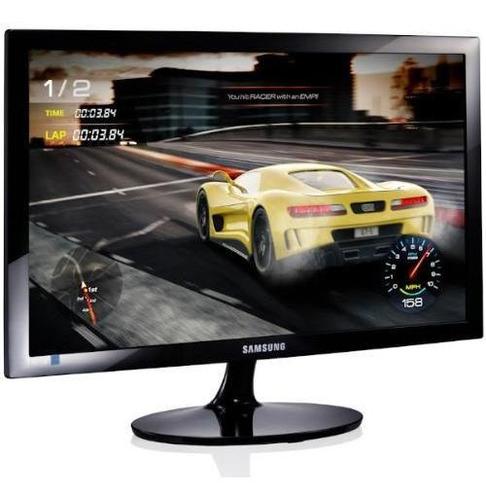 Imagem 1 de 1 de Monitor 24  Gamer Full Hd Ls24d332hsx/zd 1ms - 75hz  Samsung