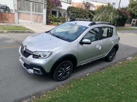 Renault Sandero Stepway Zen 2021 (nuevo)