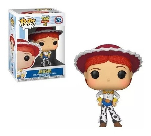 Funko Pop! Disney #526 Toy Story 4 Jessie