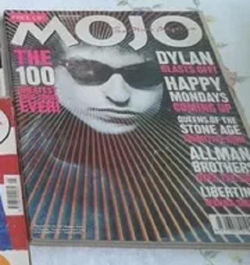 Revista Mojo - 4 Edições.