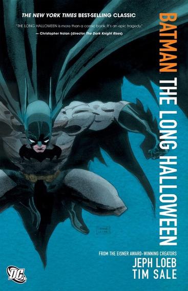 Batman The Long Halloween Envio Gratis